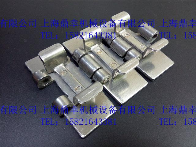 881TAB-K450不锈钢侧弯平顶链 标准半径转弯链 不锈钢转弯链